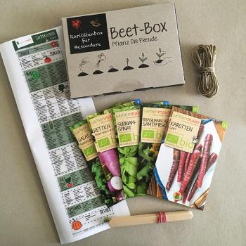 Beet-Box Raritätenbox Bio
