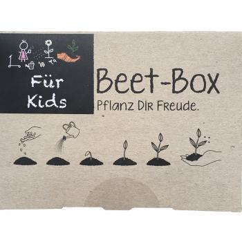 """Beet-Box """"For Kids"""" Bio-Anzuchtset Samen"""