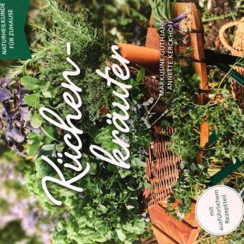 Küchenkräuter Buch mit  Kräuterrezepten